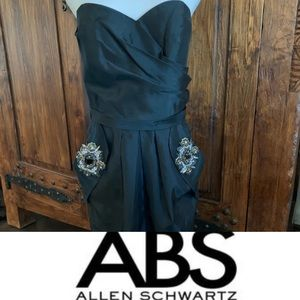 ABS  fantastic cocktail dress with pockets 👑👑